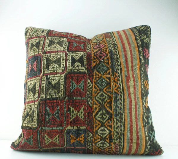 kilim pillows 24x24 homedecorwen