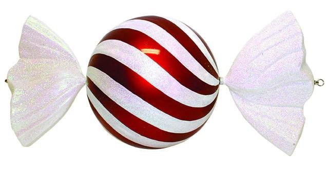 Jumbo Outdoor Ornaments