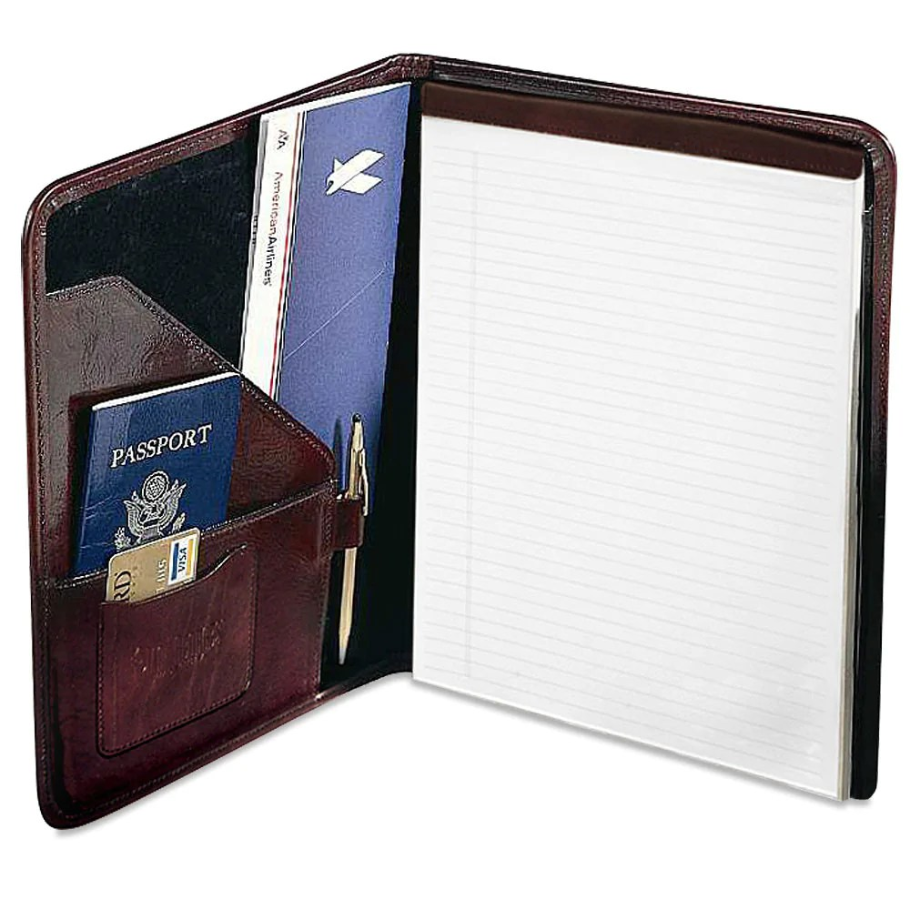 Sienna LetterSize Writing Pad Cover 7111  Jack Georges