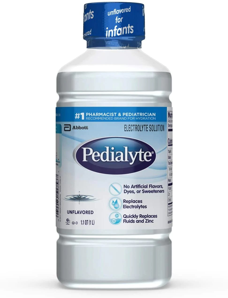 Can Babies Drink Pedialyte : babies, drink, pedialyte, Pedialyte, Electrolyte, Solution,, Hydration, Drink,, Unflavored,, Oz–, Pharmapacks