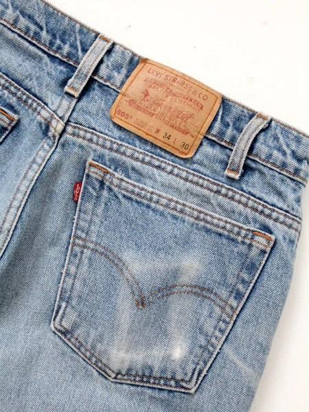 Levis 505 Vintage : levis, vintage, Vintage, Levis, Jeans,