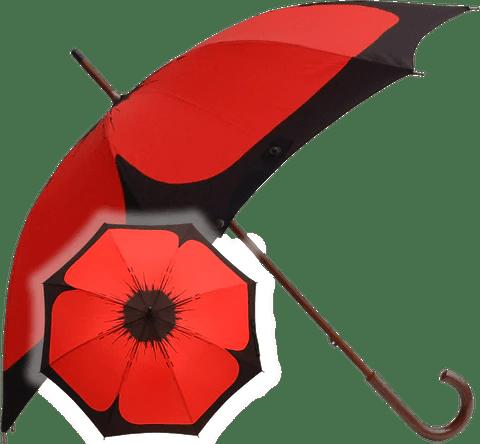 Poppy Standard Umbrella  Royal Hospital Chelsea Shop