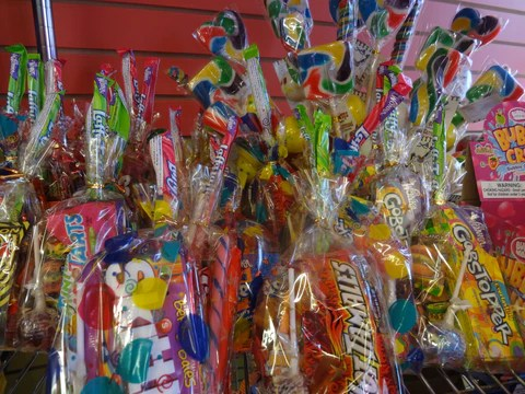 Loot Bags Gift Baskets CandyFunhouse Ca Online Candy Store