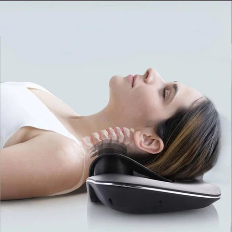 Multifunctional Neck Traction Device