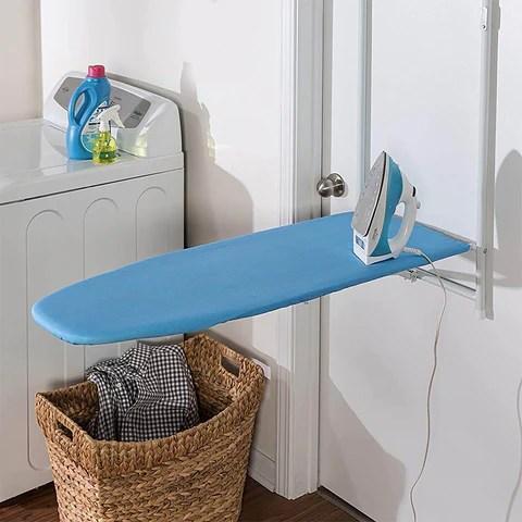Over The Door Hanging Ironing Board
