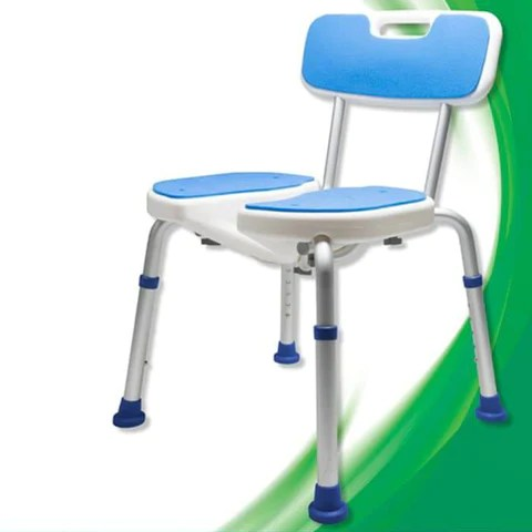 Non-Slip Bath Support Recovery Chair