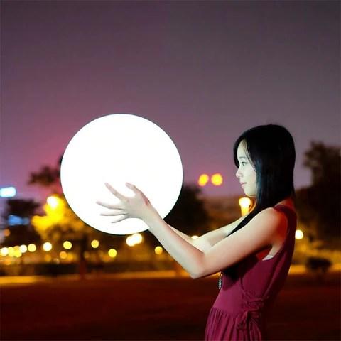 Modern LED Ball Floor Lamps