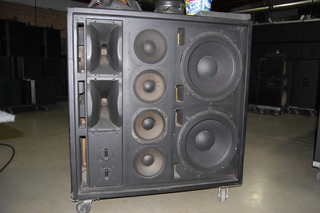 Used CLAIR S4 Series II PA Cabinet Professional Speaker