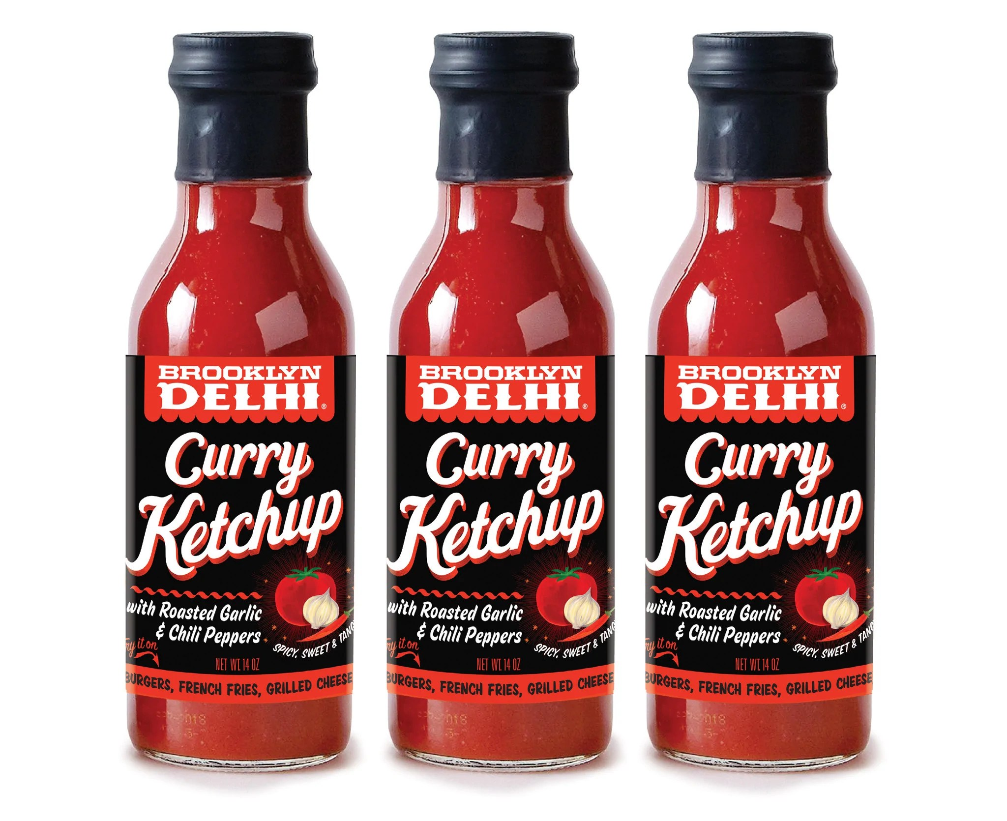 curry ketchup 3 pack