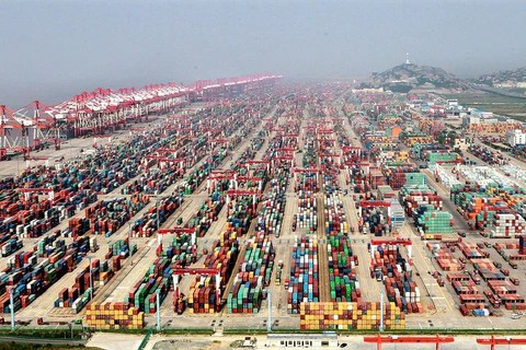 Businessmapsaustralia Trade Series China Top 25