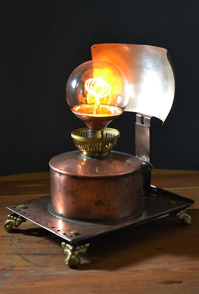The Reflector Funky Unusual Table Lamp Desk Lamp It S