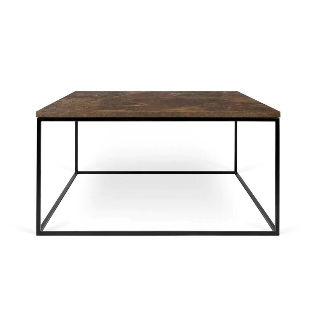 gleam 30x30 coffee table 187042 gleam30