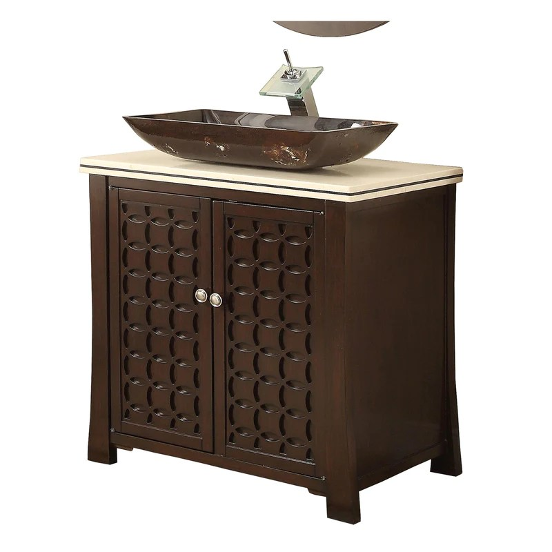30 Bathroom Vanity Modern Style Vessel Sink Giovanni Bathroom Sink V Tennant Brand