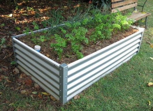 Space Saver Above Ground Garden Bed  Watersaver Gardens