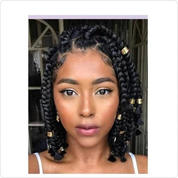Lace Frontal Wigs Medium Length Naturally Wavy Hairstyles Korean