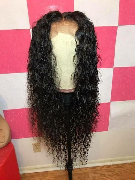 Lace Frontal Wigs Black Natural Curly Hairstyles Prom Hairstyles