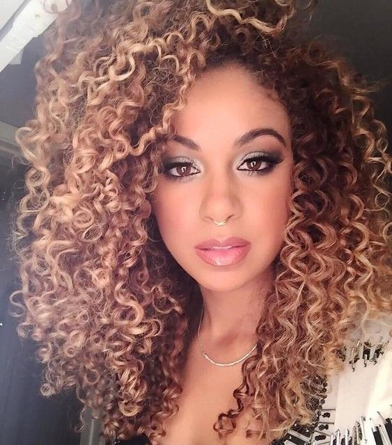 Lace Frontal Wigs Loose Spiral Curls Natural Curly Hair Extensions