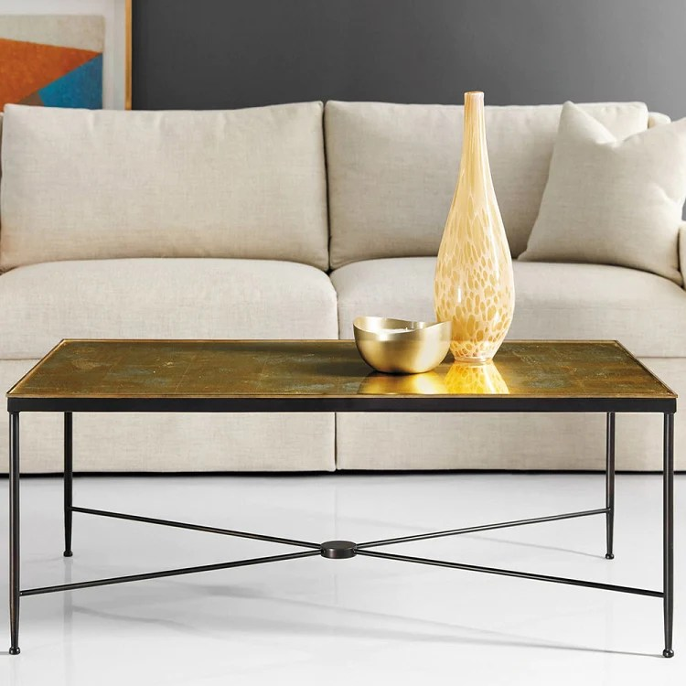 modern history wrought iron cocktail table