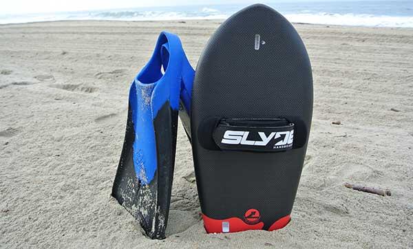 How to bodysurf using a handplane  handboard  Slyde