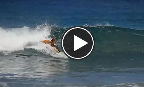 how to bodysurf using