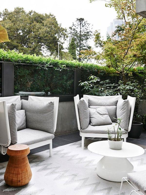 Outdoor Furniture Australia  Lujo  10 Contemporary
