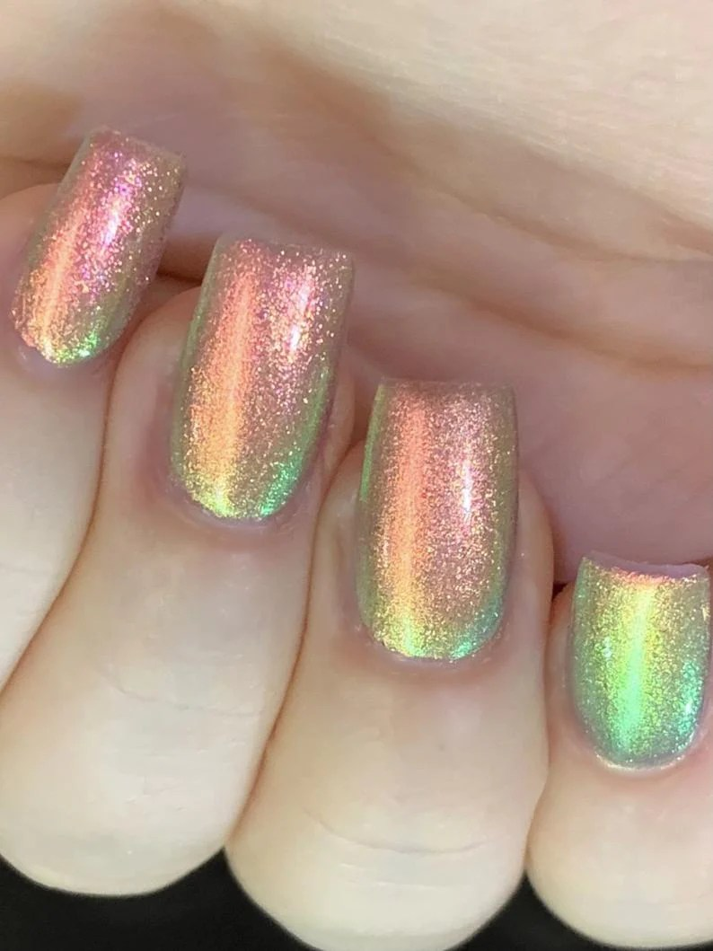 24 Hour Nails : nails, Rainbow, Connection