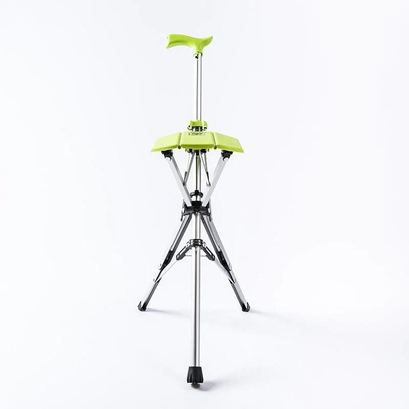 泰達椅-自動手杖椅/拐杖椅 萊姆綠   citiesocial   找好東西