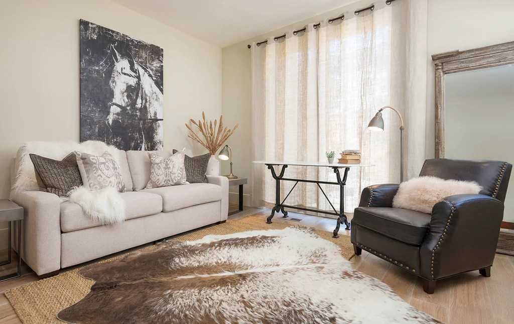 american leather swing chair design exhibition harvest news furniture this guest room was the perfect place to show off our comfort sleepers one is cassidy