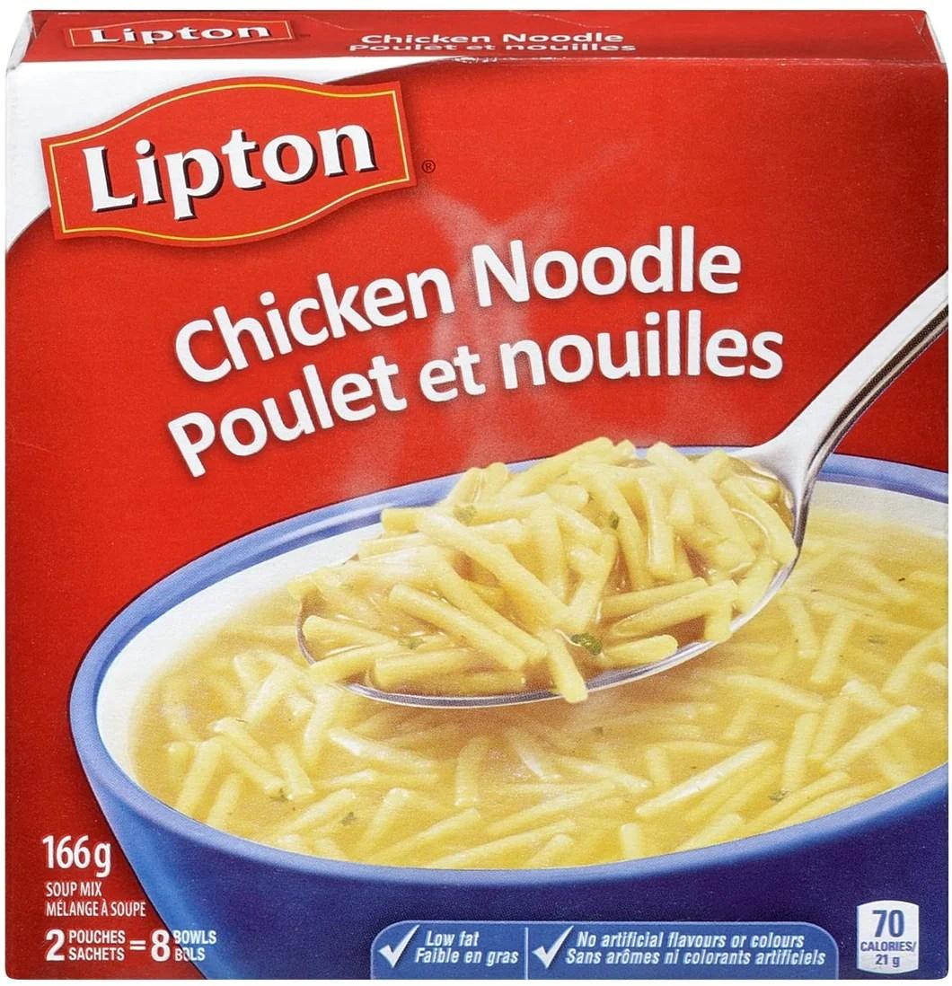 Lipton Chicken Noodle Soup (166g) – Commisso's Fresh Foods