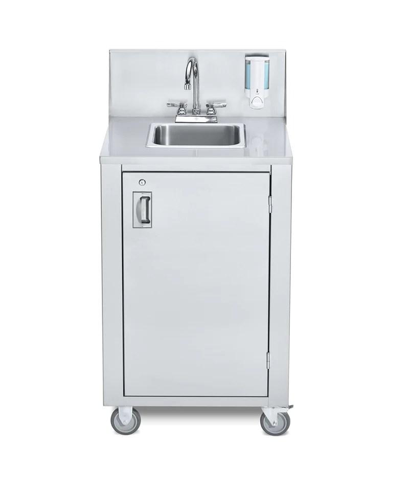 crown verity cvphs 4 portable hand sink