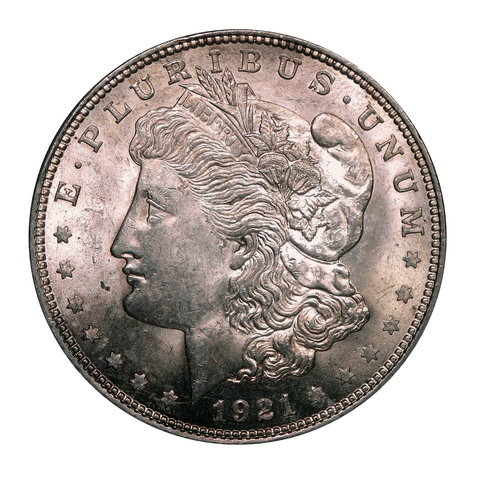 SDC  Value of 1921 Silver Dollar