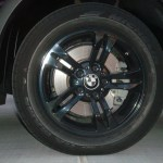 Bmw Black Carbon Fiber Style Wheel Center Caps 68mm Auto M Pty Ltd