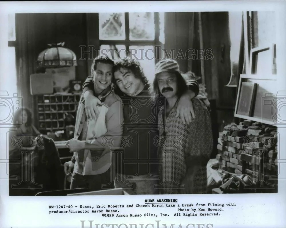 1990 press photo movie