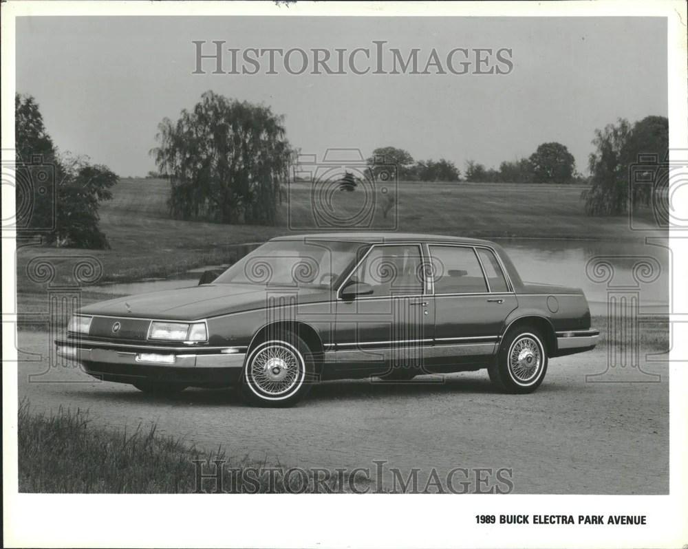 medium resolution of 1989 press photo buick electra park avenue historic images