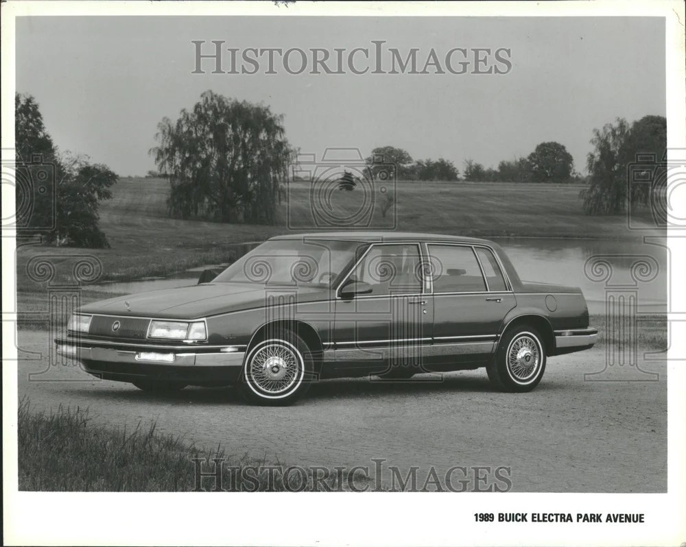 hight resolution of 1989 press photo buick electra park avenue historic images