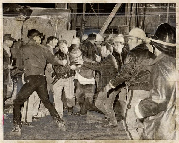 1971 Port Huron Tunnel explosion accident  Historic Images