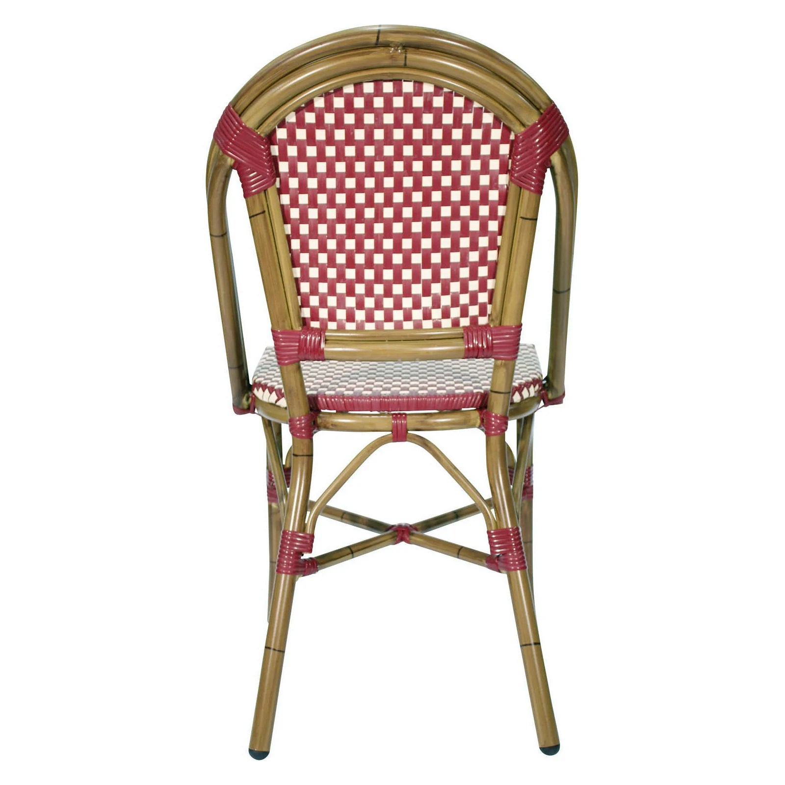 paris cafe chairs wooden high chair tray restaurant hospitality