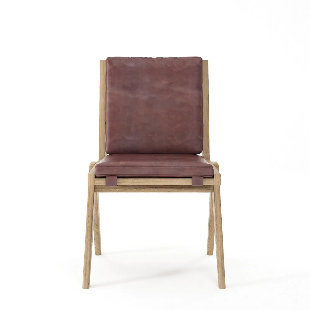 tan leather dining chairs melbourne philippe starck commercial restaurant hospitality karpenter tribute oak chair dark brownie