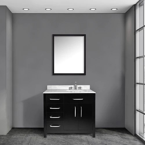 Annie 36 Inch Black Bathroom Vanity Coming September A Touch Of Design