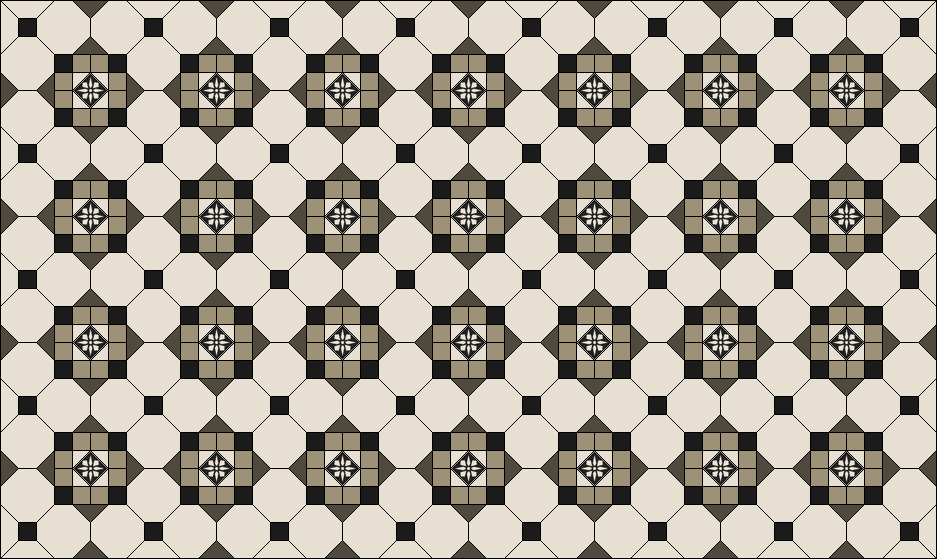 Modern Kitchen Floor Tile Design