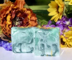 Mint & Sage Immunity Booster bar soap