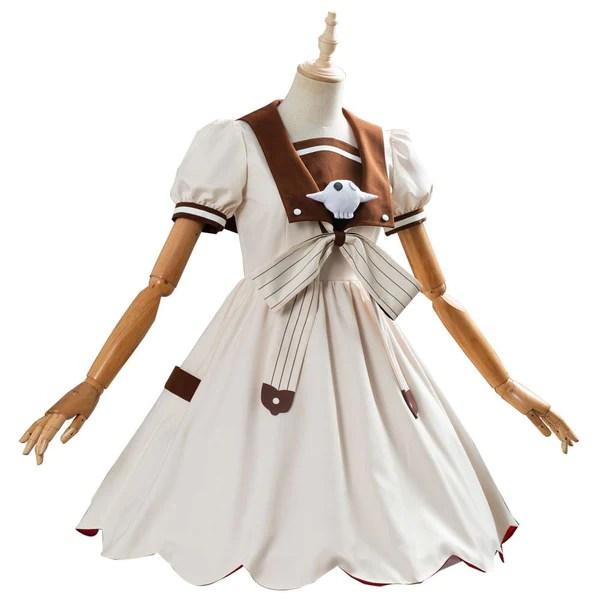 Searching for the best yashiro nene cosplay online shop. Jibaku Shounen Hanako-kun Yashiro Nene Dress Cosplay Costume