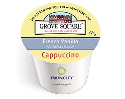 French Vanilla Cappuccino – Twincity