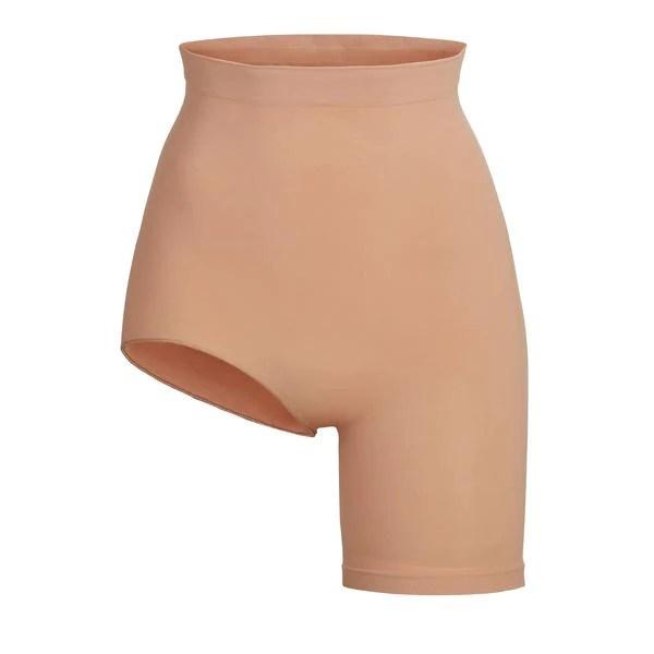 SKIMS Solution Short #2 Shapewear - Nude - Size 4XL/5XL