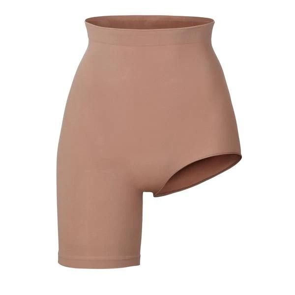 SKIMS Solution Short #1 Shapewear - Nude - Size 4XL/5XL