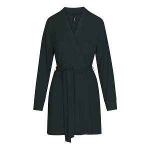 SKIMS Women's Soft Lounge Robe - Blue - Size XXS