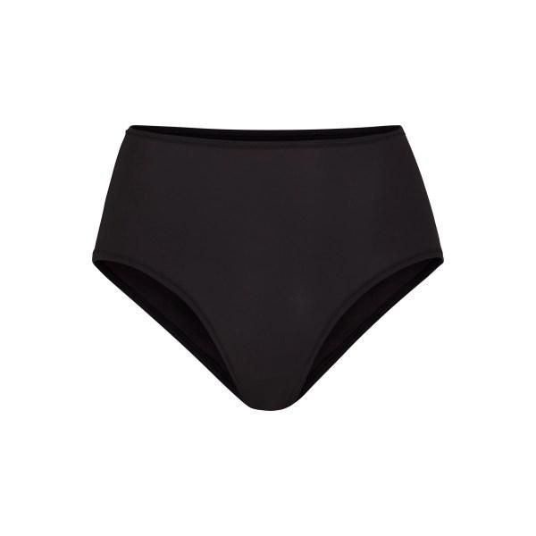 SKIMS Women's Fits Everybody Full Brief Panties - Black - Size 4XL