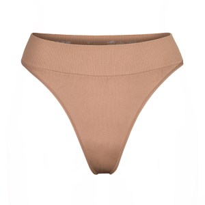 SKIMS Skims Body Thong Panties - Nude - Size XL