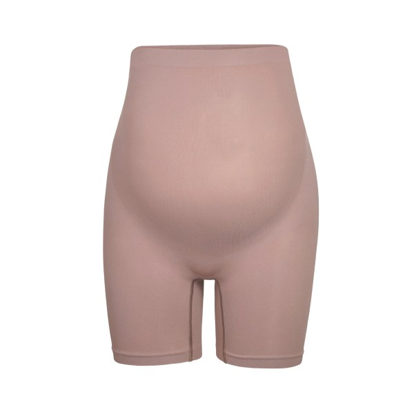 SKIMS Maternity Sculpting Short Mid Thigh - Purple - Size 4XL/5XL