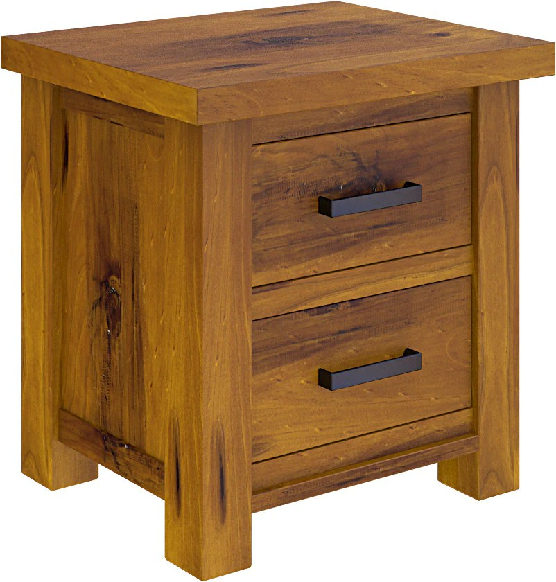 Oxford Bedside Table Furniture Zone Nz